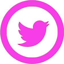 twitter pink